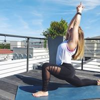 Restoration Rooftop Yoga MarchApril Series