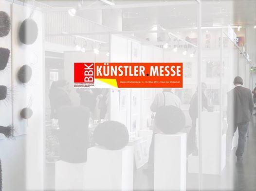 8. Baden-Wrttembergische Knstlermesse Stuttgart