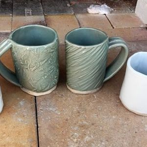 Intro to Ceramics Handmade Mugs - SOLD OUT -