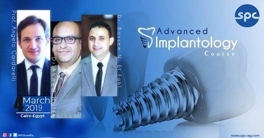 Advanced dental implant practical program