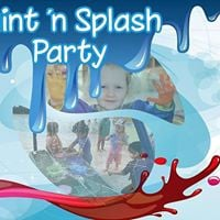 Paint n Splash Afternoon