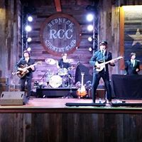 The Fab 5 at Redneck Country Club