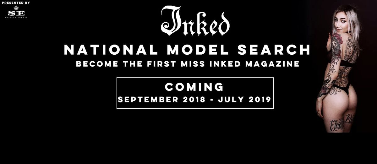 Inked National Model Search - Albany