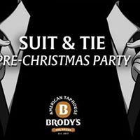Suit &amp Tie - Pre-Christmas Party  Free Entrance