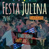 FESTA Julina com a Banda Currulepe