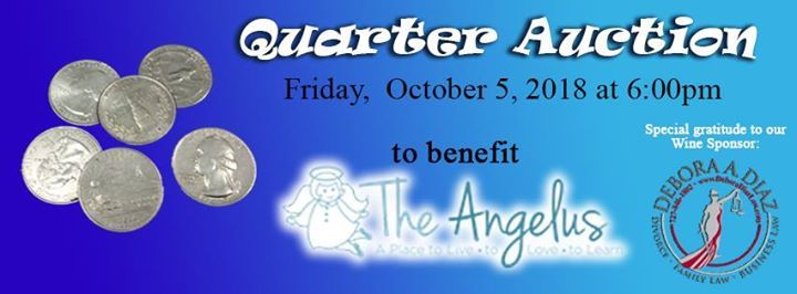 Quarter Auction to Benefit The Angelus
