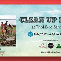Clean Up Drive at Thol