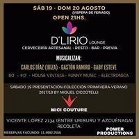 Dlirio Nights  Power Productions
