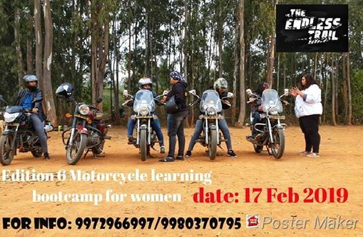 Motorcycling Bootcamp Edition 6