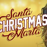 Santa Christmas - Santinha de Domingo Especial Natal