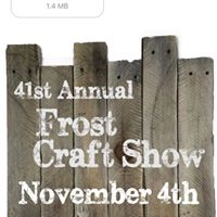 Frost Holiday Arts &amp Craft Show