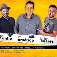 Stand-Up Comedy no O Padrinho - Osasco
