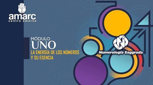 Diplomado En Numerología Módulo 1 At Centro Amarc Zapopan