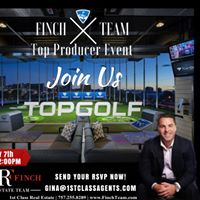 Top Producers Tee Off