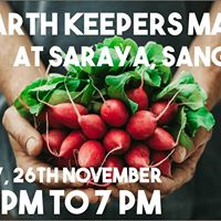 Earth Keepers Market at Saraya