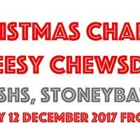 Christmas Charity Cheesy Chewsday