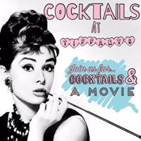 Valentines Day - Cocktails at Tiffanys