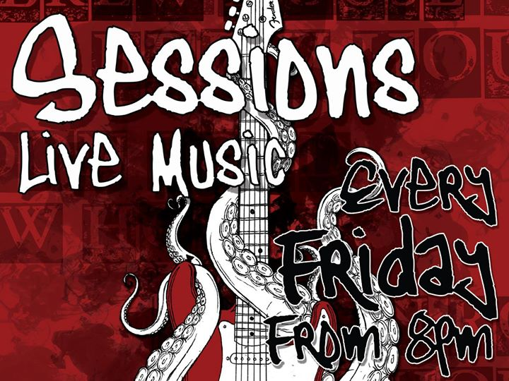 Sessions Live Music - Lee Rasdall-Dove