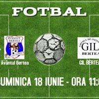 Fotbal Avntul Bertea vs GIL Bertea