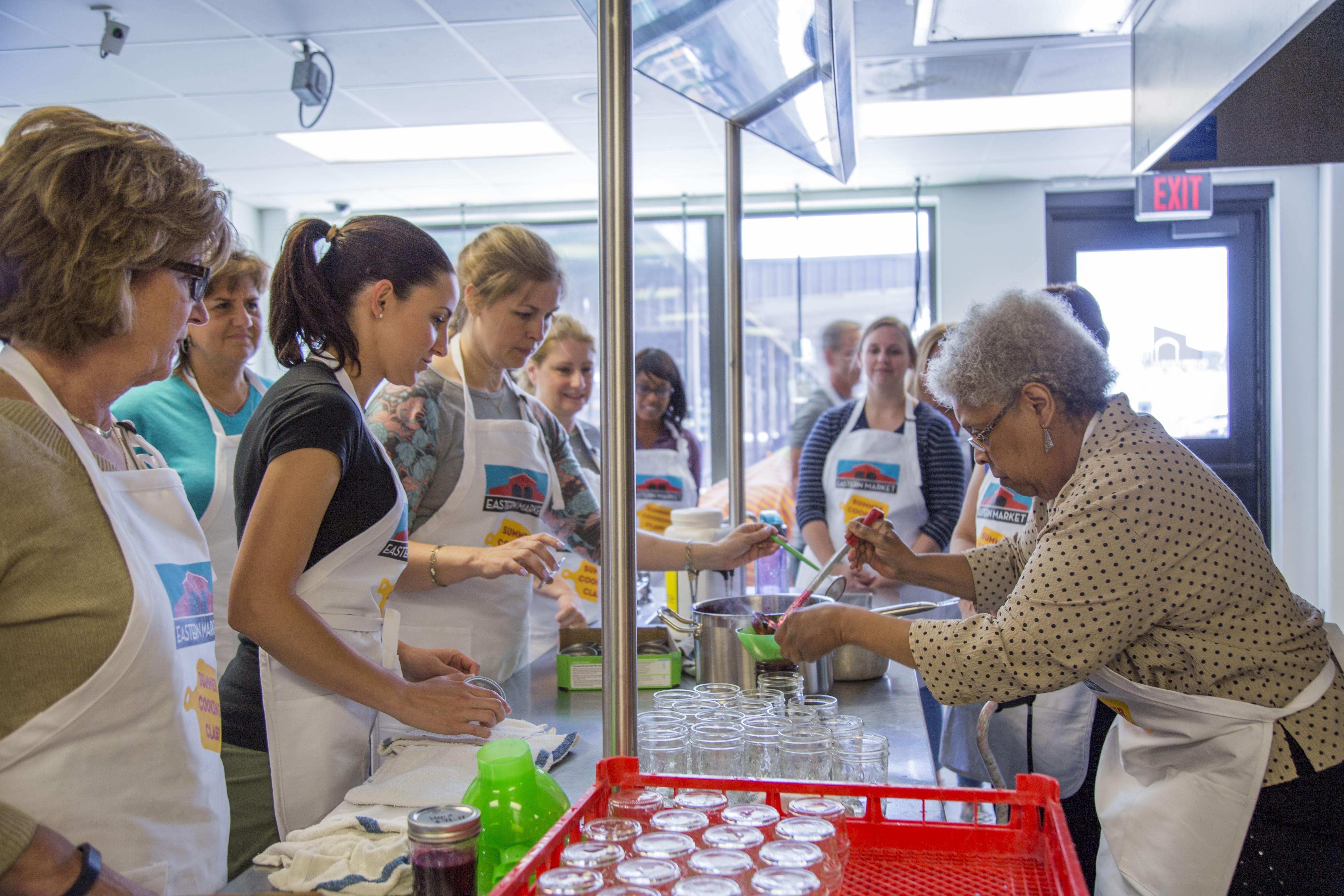 Adults Summer Cooking Classes