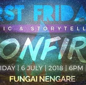 First Fridays - The Bonfire