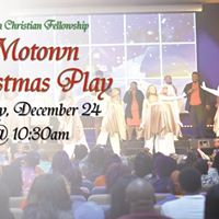 A Motown Christmas Production presented by ECF Worship Arts