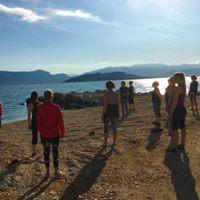 Yoga Retreat Croatia Wheel of Cycles with Anna Brus