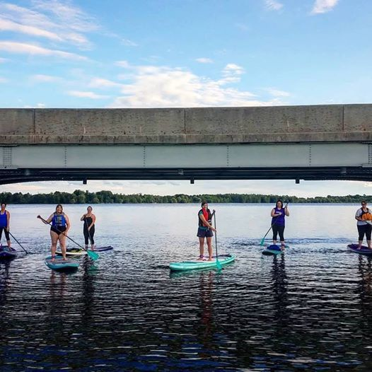 Stand Up Paddle Instructor Certification