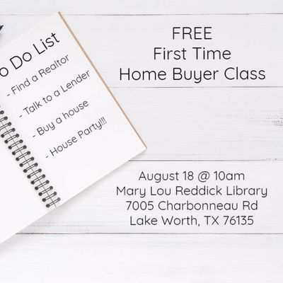 First Time Home Buyer Class Seminole County Fl