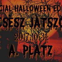 Blcssz KsrtethzJtszhz Special Halloween Edition