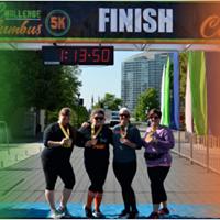 Challenge Columbus 5k