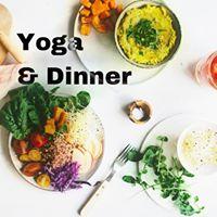 Social night with Sri Vishakha Yoga Music Talks and Dinner