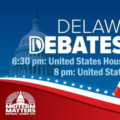 Delaware Debates 2018
