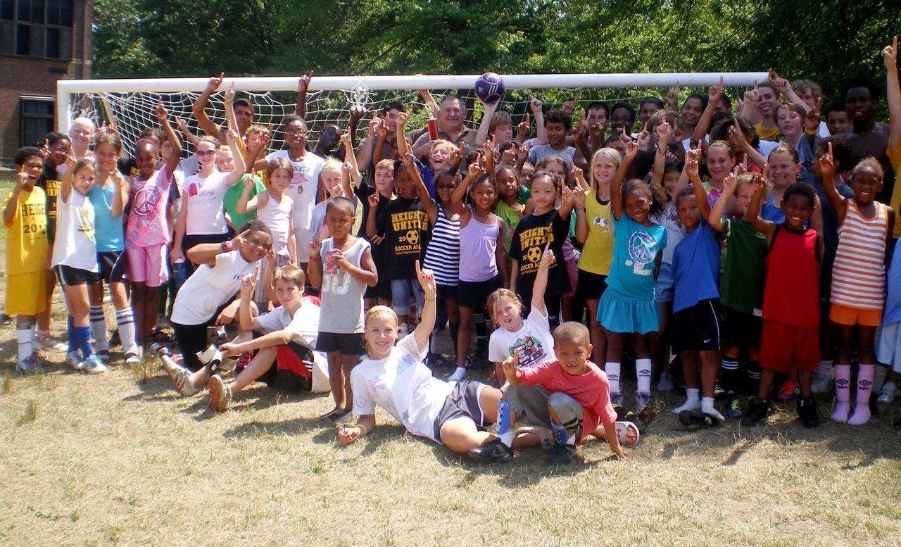 Heights United Summer Day Camp 2018