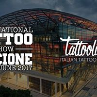Tattoolicious - International Tattoo Show Riccione