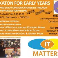 Makaton Singing Northwich. FULL