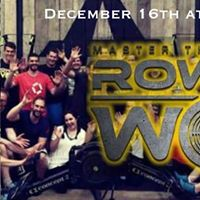 Rowing WOD Seminar with Legend and Master Rower Cameron Nichol