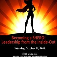 Becoming a Shero Leadership from the Inside out Training