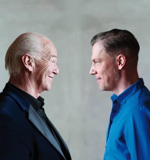 Gerhardt en Faber - What Lovers Do