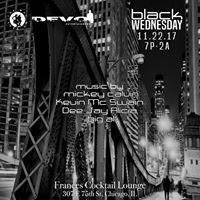 Black Wednesday w Mickey Calvin Kevin Mc dj Alicia &amp Big Al