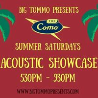 Summer Saturdays at The Como w Matt Richard Sarah &amp Paul