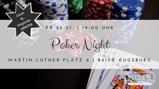 NOLB Poker Night - 1. Vorrunde