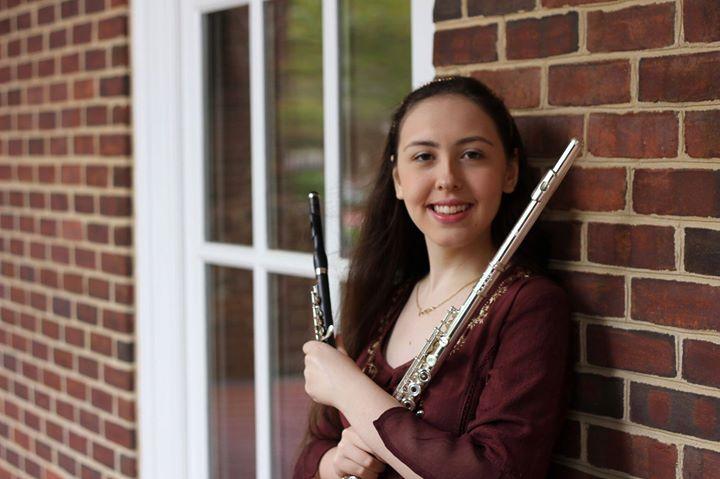 Genevieve Hahns Junior Recital