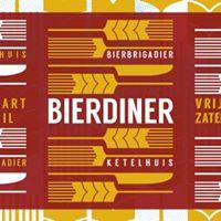 Het Bierdiner 5-5 LOC Brewery