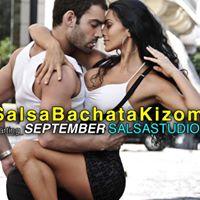 Salsa &amp Bachata September 25 &amp 28 series with SalsaStudio.net
