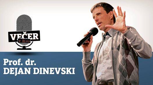 Veer v ivo prof. dr. Dejan Dinevski
