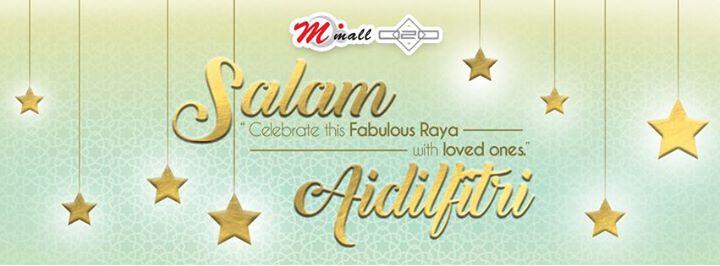 M mall o2o hari raya open house at m mall o2o penang stopboris Images