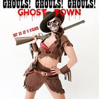 Voodoo Darlings - Ghouls Ghouls Ghouls - Ghost Town