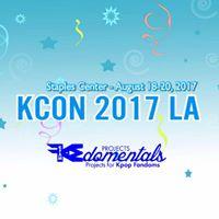 KCON 2017 in Los Angeles