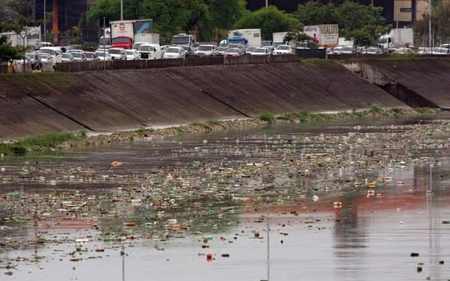 Image result for rio tietê sao paulo
